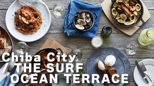 千葉市/THE SURF OCEAN TERRACE、Chiba City/ THE SURF OCEAN TERRACE